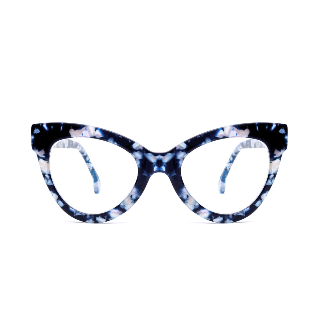 MAGNETIC Blue Marble Computer Glasses
