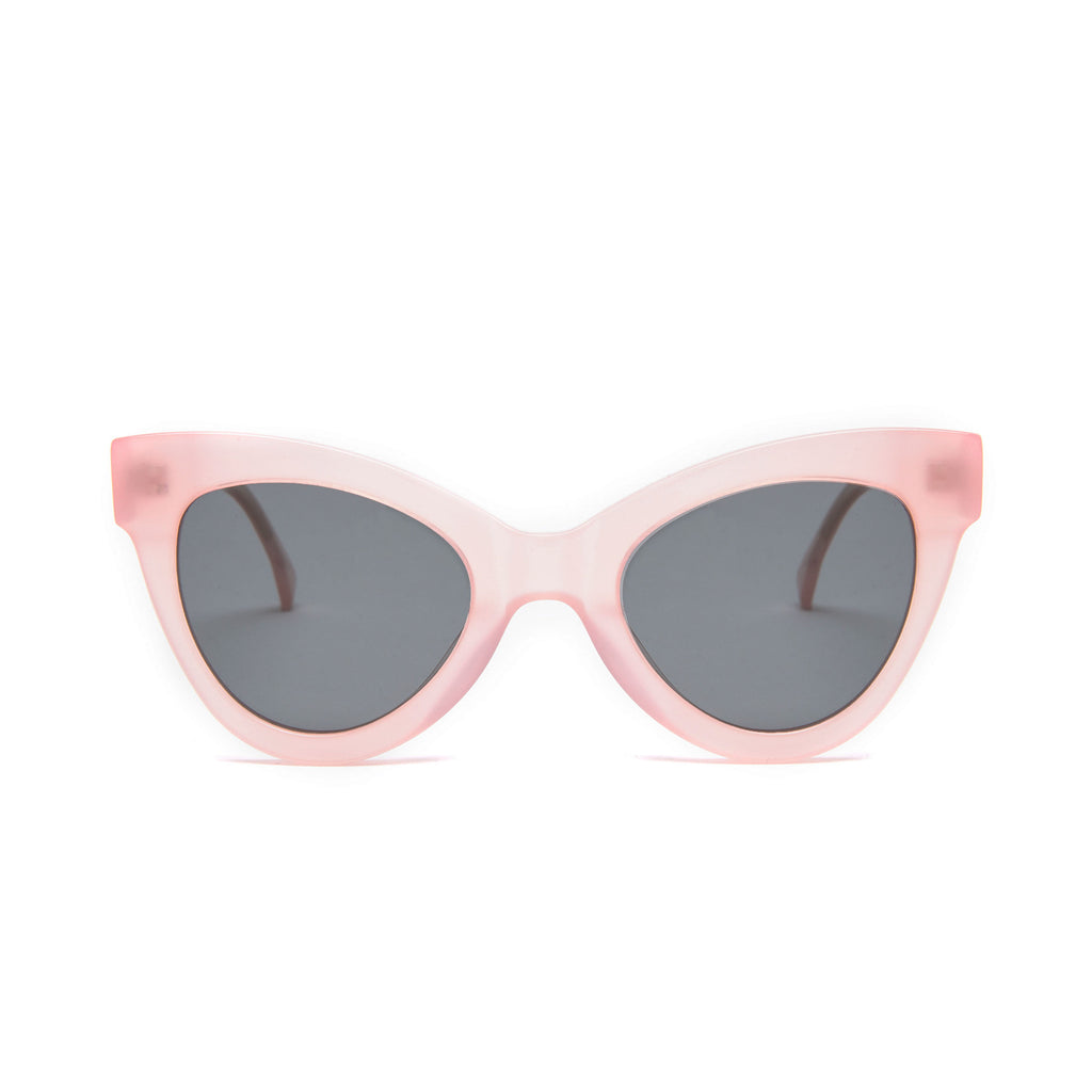 MAGNETIC Pink frame + Grey lenses