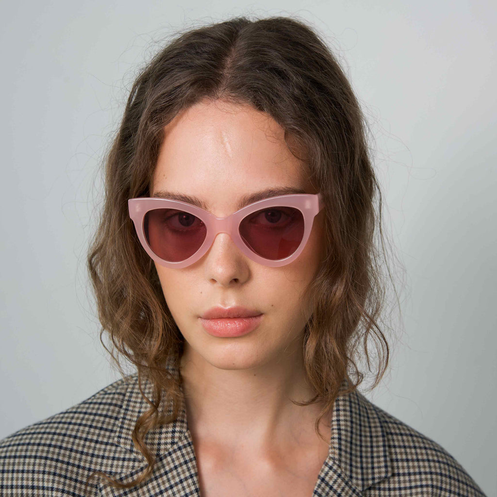 MAGNETIC Pink frame + Rose lenses