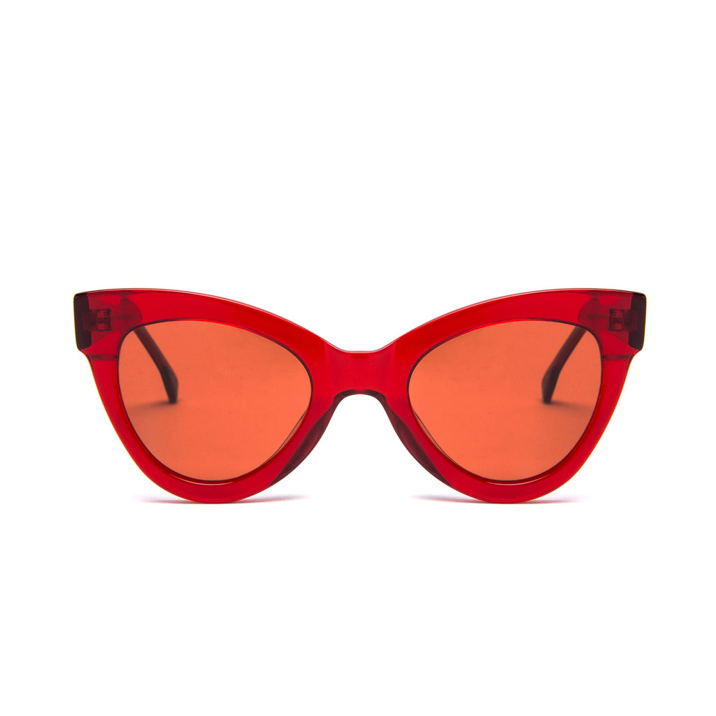 MAGNETIC Red frame + Red lenses