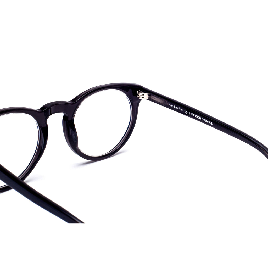 SHARP Black Computer Glasses