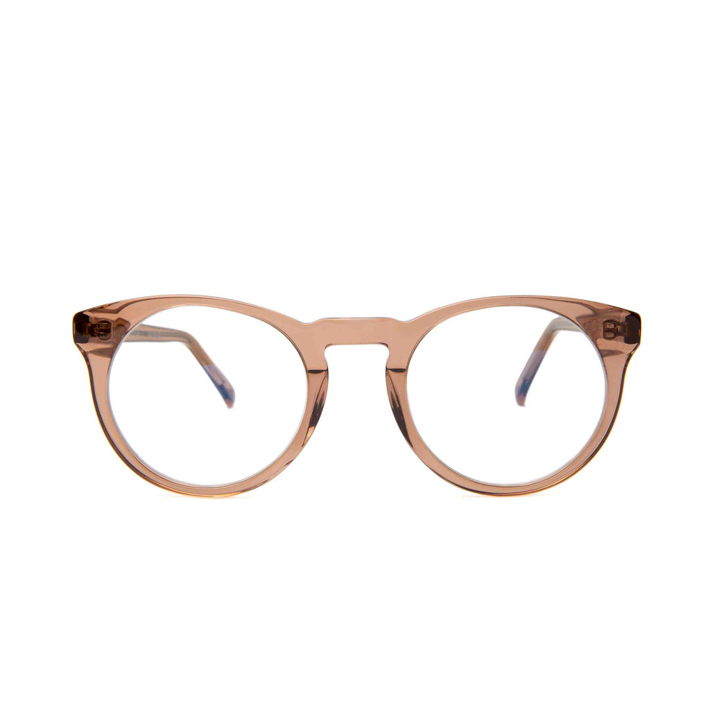 SHARP Brown Computer Glasses