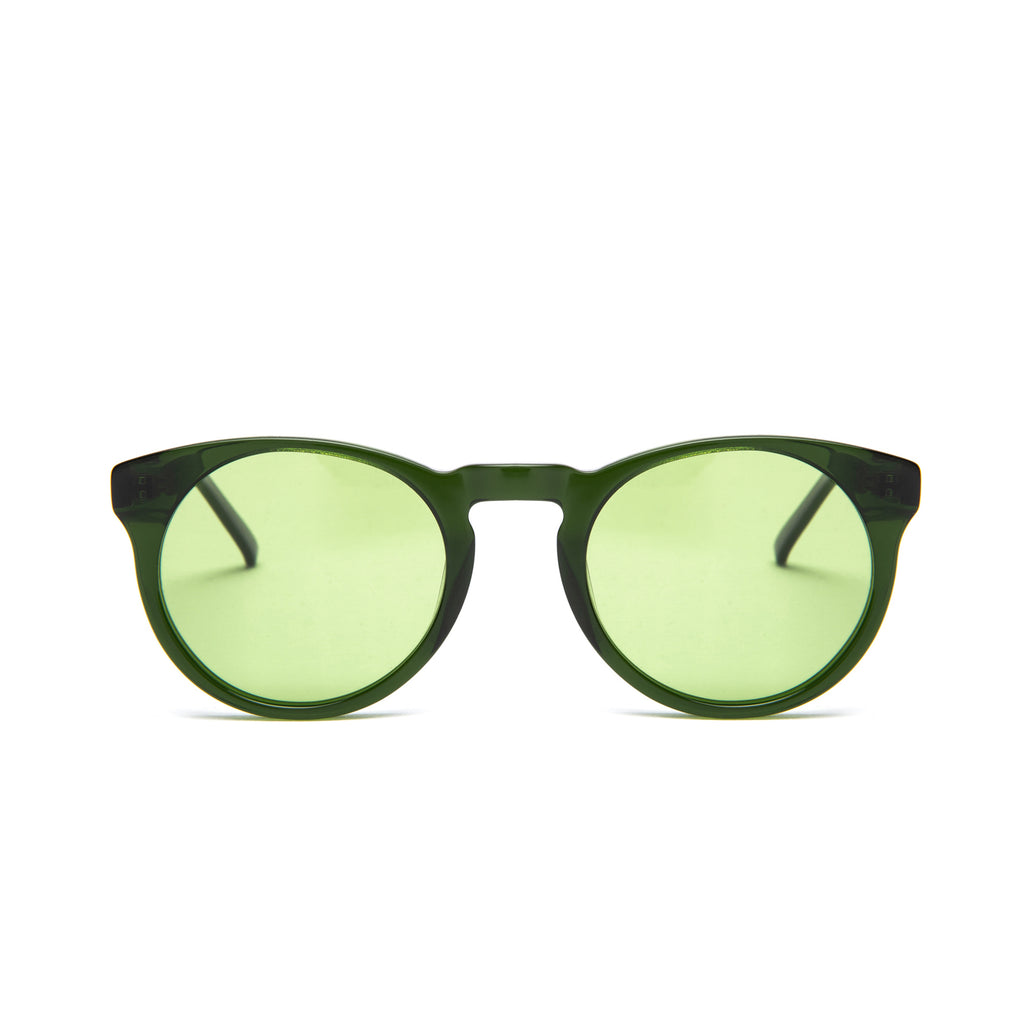 SHARP Green frame + Green lenses