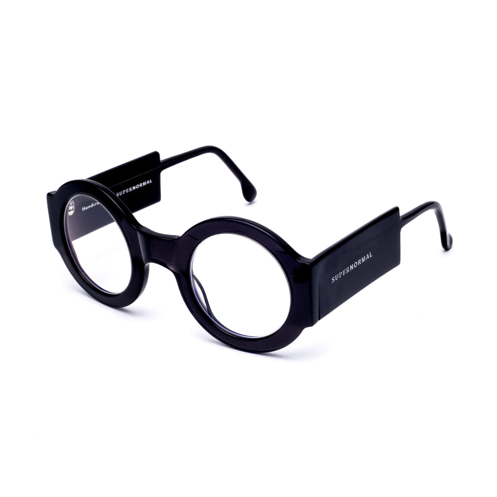 SPONTANEOUS Black Computer Glasses