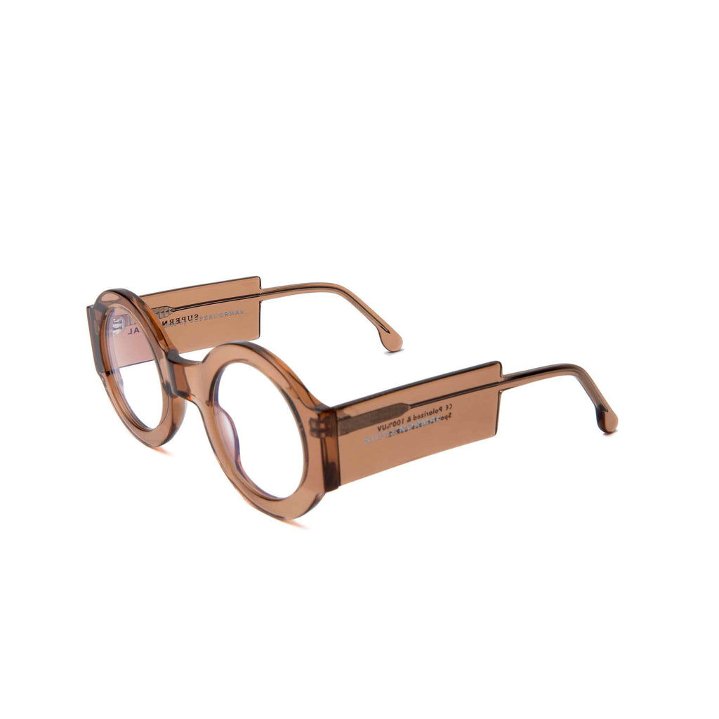 SPONTANEOUS Brown Computer Glasses