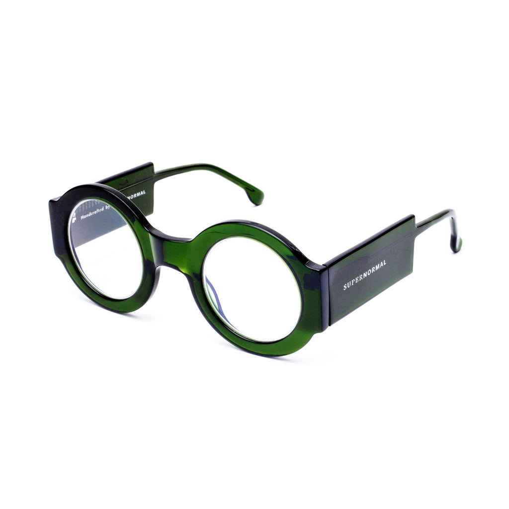 SPONTANEOUS Green Computer Glasses