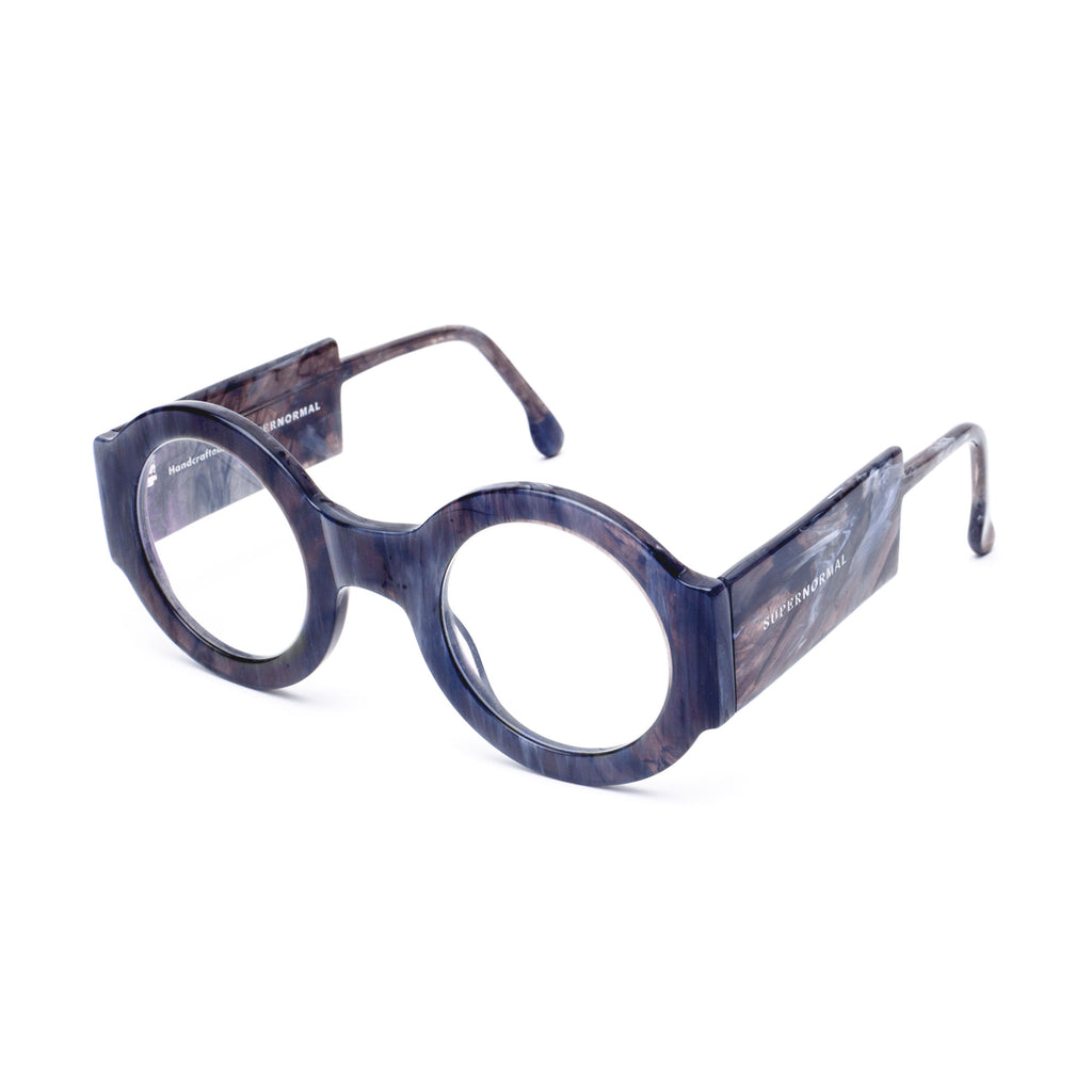 "Blue Round Eyewear  ""SPONTANEOUS"""