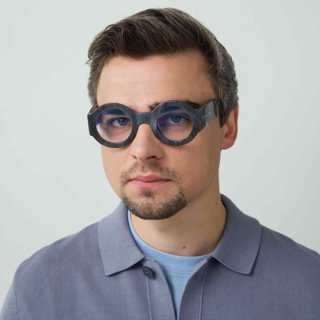 SPONTANEOUS Grey Computer Glasses