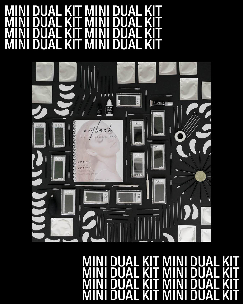 Classic/Volume Dual Mini Kit