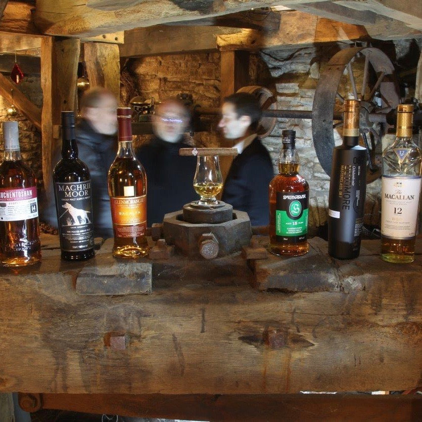 Hattingen: Whiskytasting