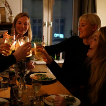 Lübeck: Auf Haxe Dinnerhop - interaktives Dinner / €0