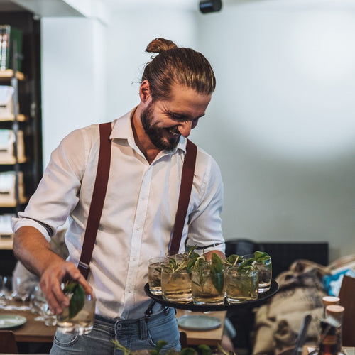 Gin Tasting in Hamburg – Mit Marc im Nordcoast