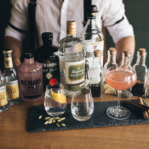 Gin World Tour #3 - Taste & Mix your GIN