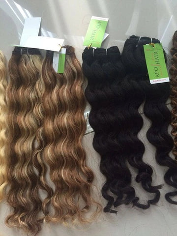 blonde and black curly weave hairstyles