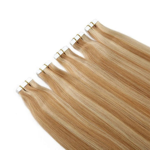 tape hair extensions for fine hair