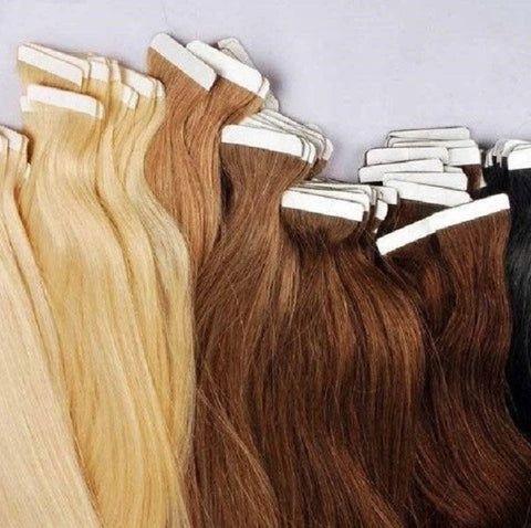 24 inch tape hair extensions