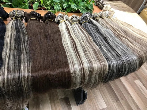 types of 20 inch hair extensions