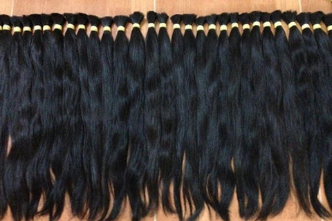 Apo's 12 inch hair extensions