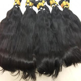 Virgin hair one donor for bleaching