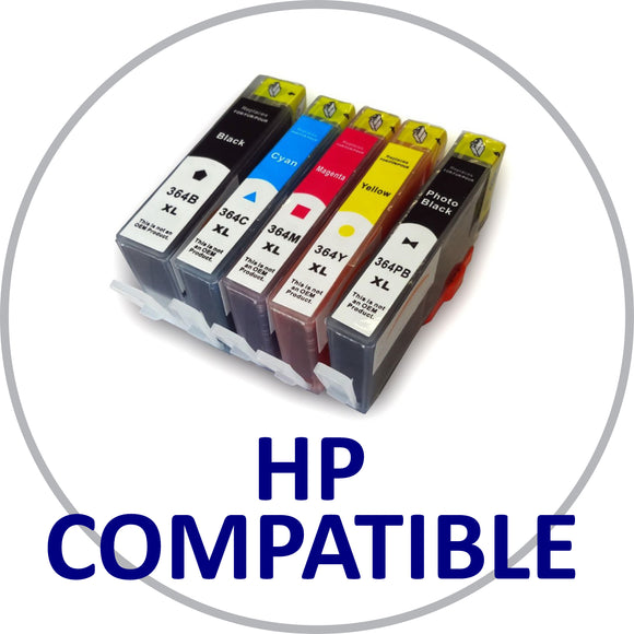 HP Compatible Inks