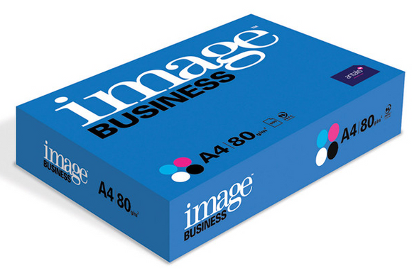 A4 80gsm laser copier paper 500 sheets Antalis Image Business