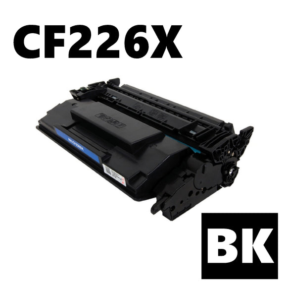 HP CF226X compatible black toner cartridge HP 26X