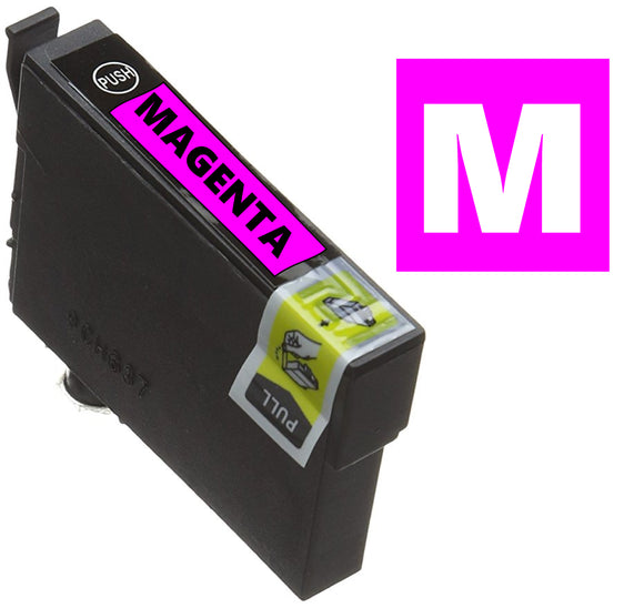 Epson T1293 compatible magenta inkjet cartridge apple ink