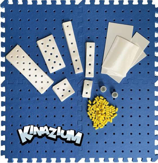 Kinazium 4 Pack with Sensors