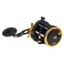 "Load image into Gallery viewer, 4 Rod 5'6"" MH Bay Trolling Combo Package w/Penn Squall Reels"