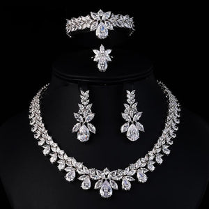 Luxury Bridal Wedding Jewellery Set