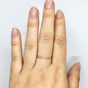 Simple Skinny Ring