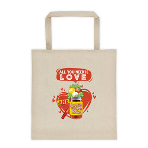 Love + Sofrito Tote bag