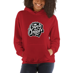 Curvy Queen Hooded Sweatshirt