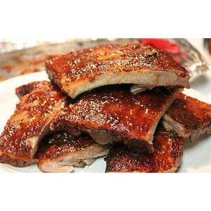 Slow Roasted BBQ Pork Ribs - The Chef Scott Shop