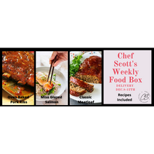 Load image into Gallery viewer, Chef Scott's Weekly St. Lawrence Market Food Box - (Delivery Week Dec.7-12th) - The Chef Scott Shop