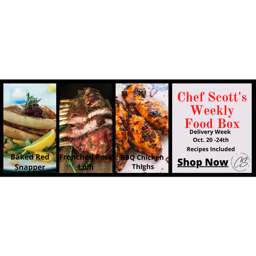Chef Scott's Weekly St. Lawrence Market Food Box - (Delivery Week Oct.20 -24th) - The Chef Scott Shop