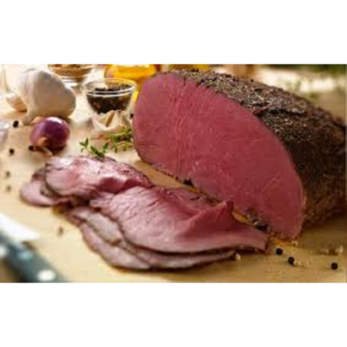 Butcher Roasted Beef (Medium Rare) - 250 gram (approx. 1/2 Lb) - The Chef Scott Shop