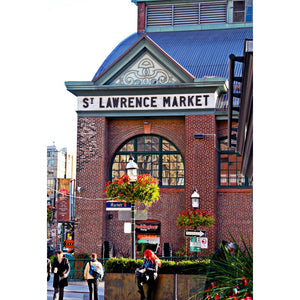 Copy of A Taste of St. Lawrence Market Gift Basket - Small - The Chef Scott Shop