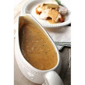 """Carnicero's Fine Meats"" - Store Made Turkey Gravy - 500 ML - The Chef Scott Shop"