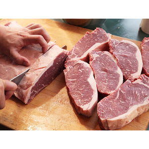 Market Fresh Steak Box - 10 Steaks - 4 Cuts - 10 Lb. Avg. - The Chef Scott Shop