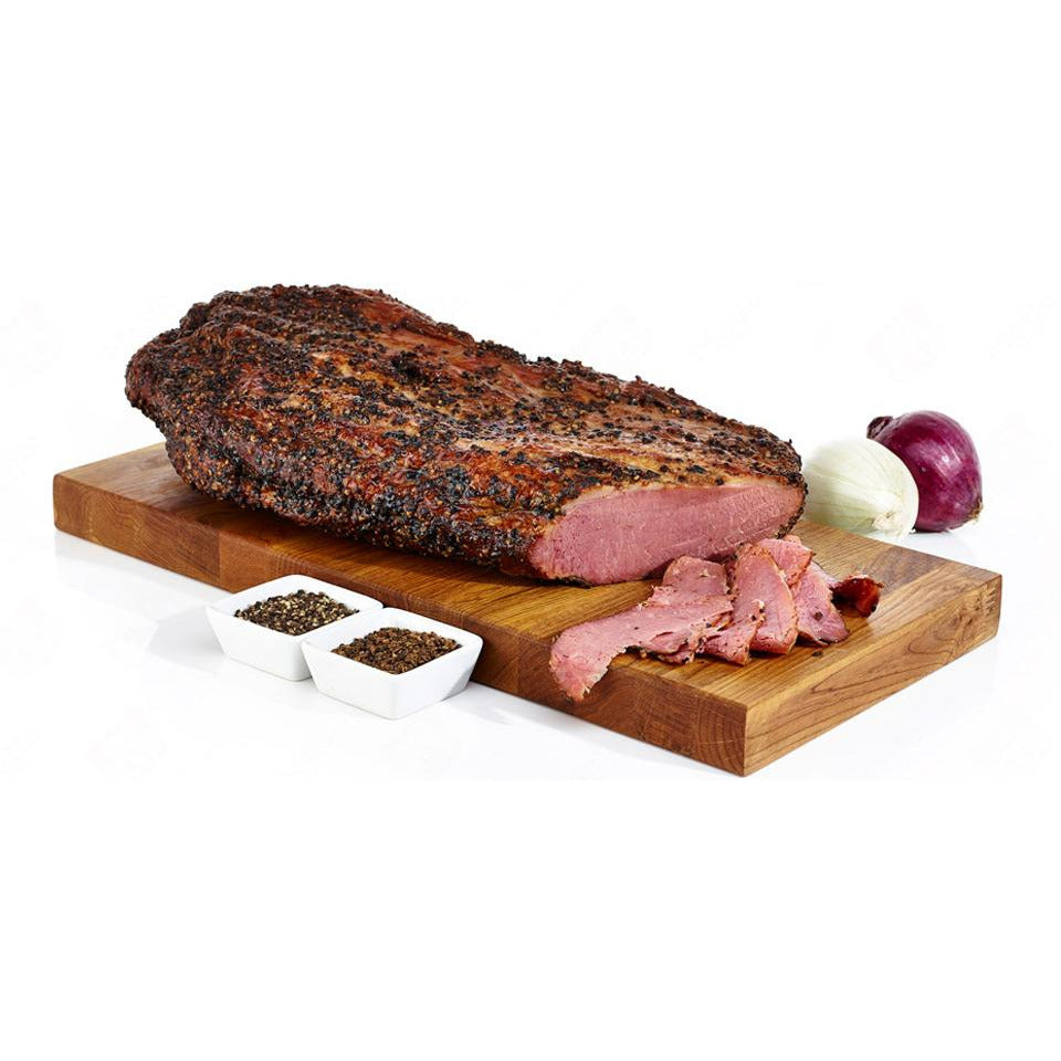 Montreal Smoked Meat - 250 gram (approx. 1/2 Lb) - The Chef Scott Shop