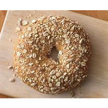 St. Urbain Stone Baked Jewish Montreal Style Multi Grain Bagels - 1/2 Dz - The Chef Scott Shop