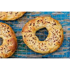 St. Urbain Stone Baked Jewish Montreal Style Onion Bagels - 1/2 Dz - The Chef Scott Shop