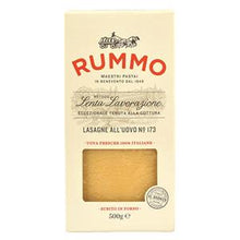 Load image into Gallery viewer, Lasagna Sheets- Dry - Rummo Pasta (Italy) 500 Grams - The Chef Scott Shop