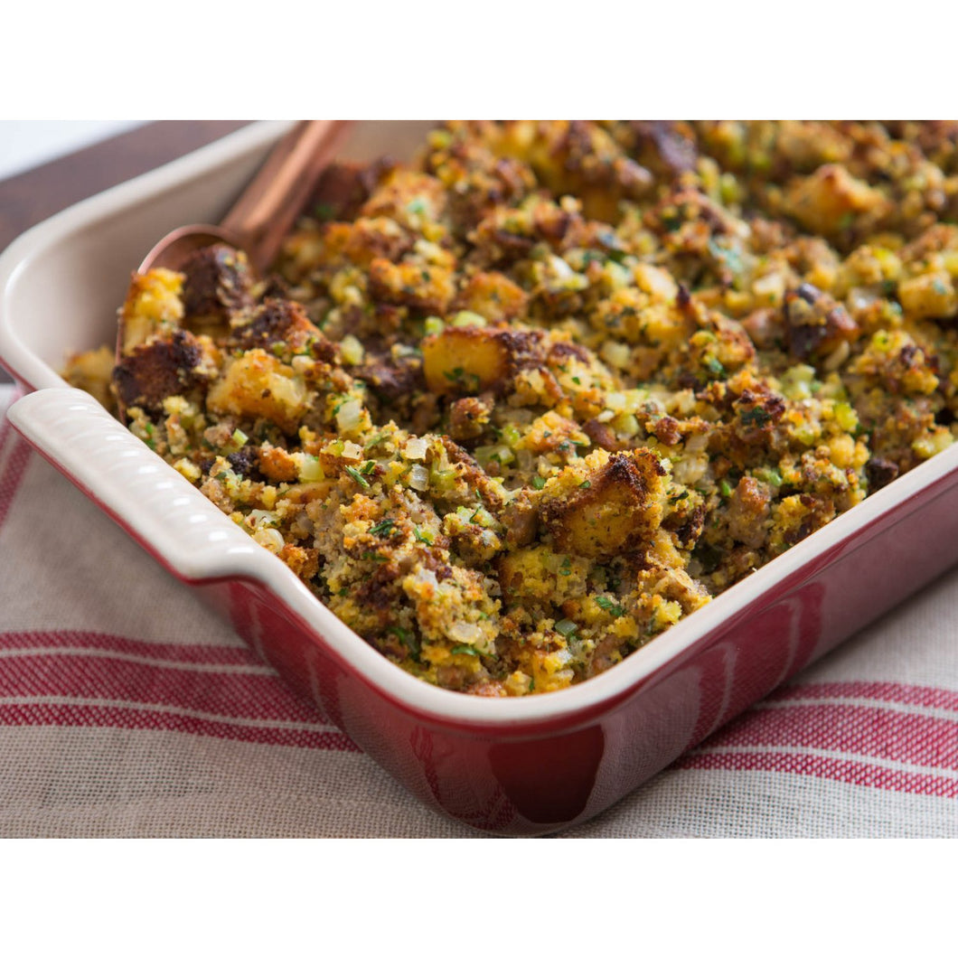 Chef Scott's Signature Turkey Stuffing - Per Pound - The Chef Scott Shop