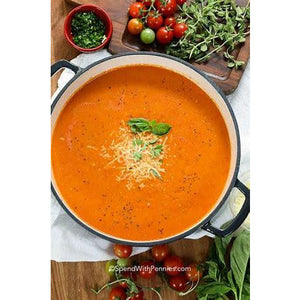 """European Delight"" Homemade Tomato Soup - 1 Litre - The Chef Scott Shop"