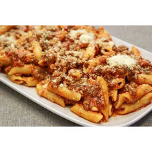 "Load image into Gallery viewer, Heat & Serve ""Uno Mustachio"" Godfather Penne Bolognese - 1 LB - The Chef Scott Shop"