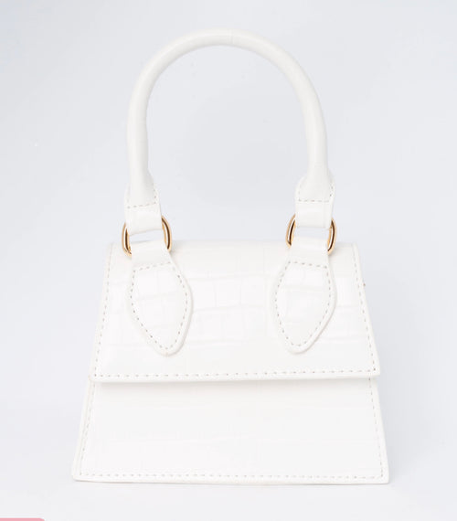 All You Need Mini Handbag | Ivory
