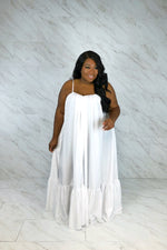Endless Summer Maxi Dress | Snow White