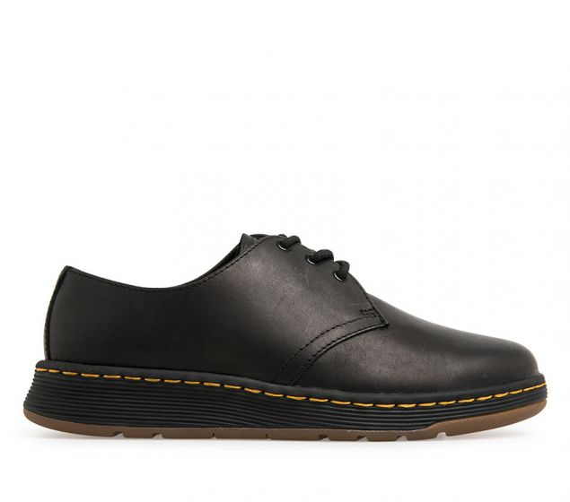DR MARTENS | CAVENDISH 3-EYE SHOE BLACK
